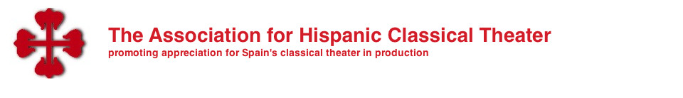 The Association for Hispanic Classical Theater